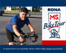 Cycling for a cure for MS